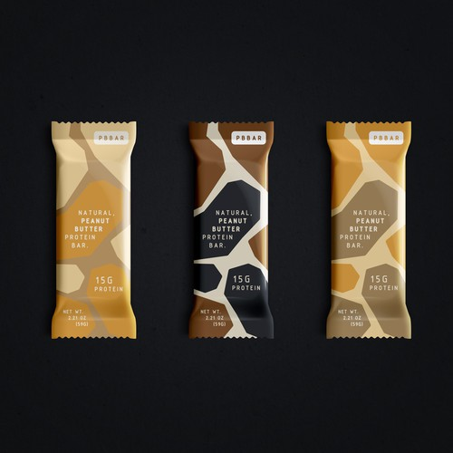 Peanut Butter Bar Packaging