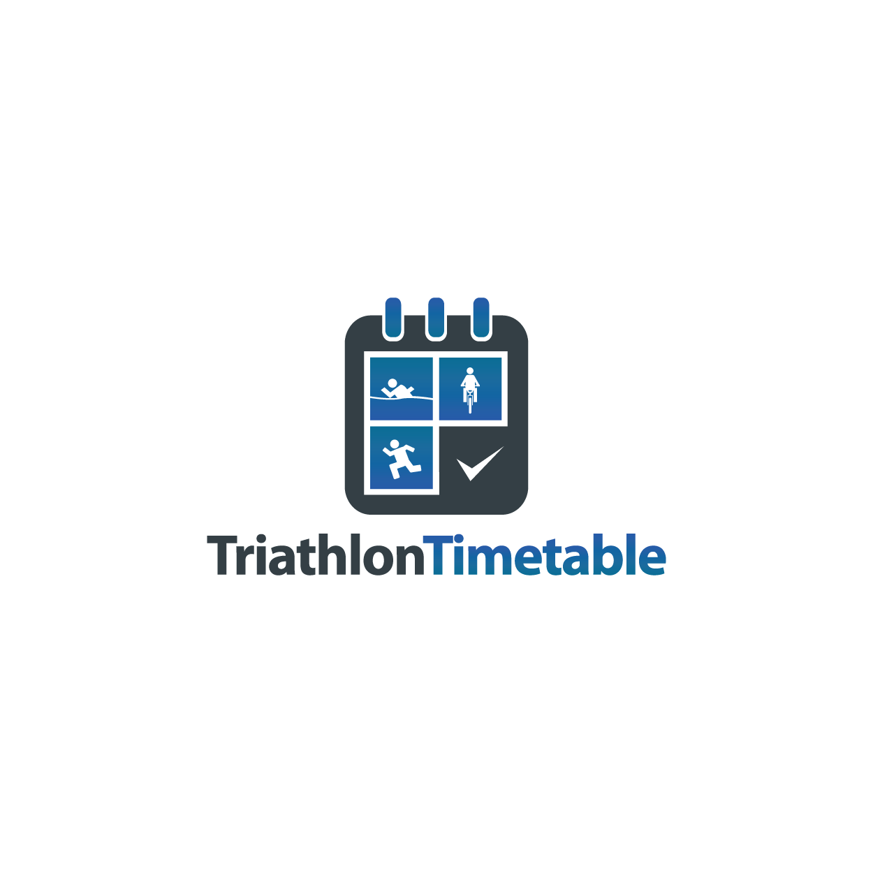 Triathlon Timetable needs a new logo