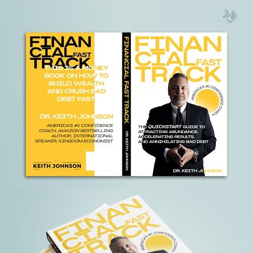 Finance book design