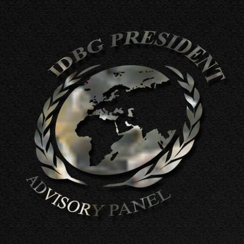 Design a unique logo for an MDB Global Advisory Panel