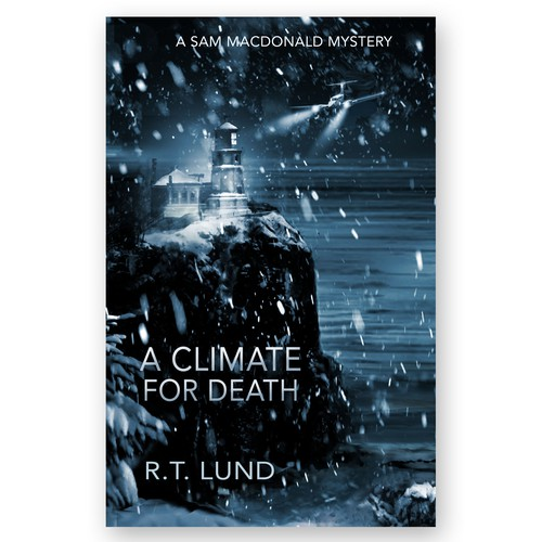 Cover for A CLIMATE OF DEATH