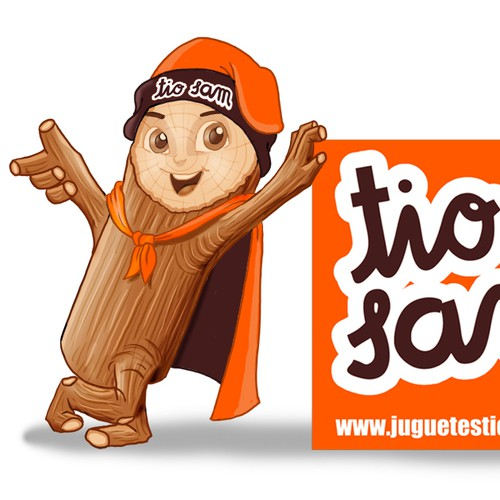 Create the Mascot for Toy Stores chain in Barcelona