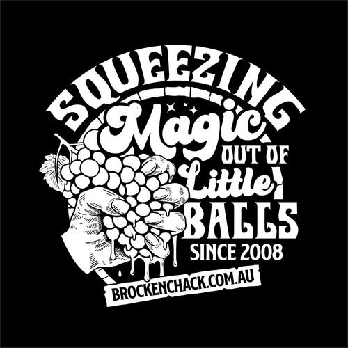 Squeezing Magic