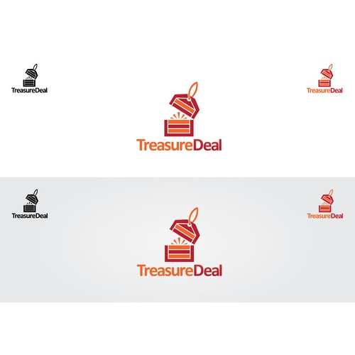 TreasureDeal Logo