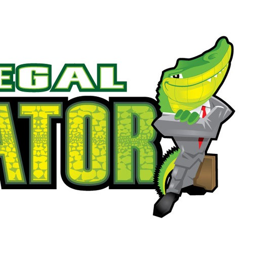 Legal Gator Logo