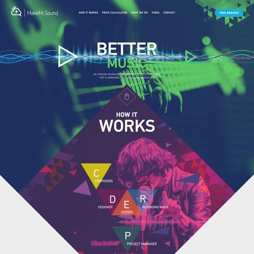 Sound design Company