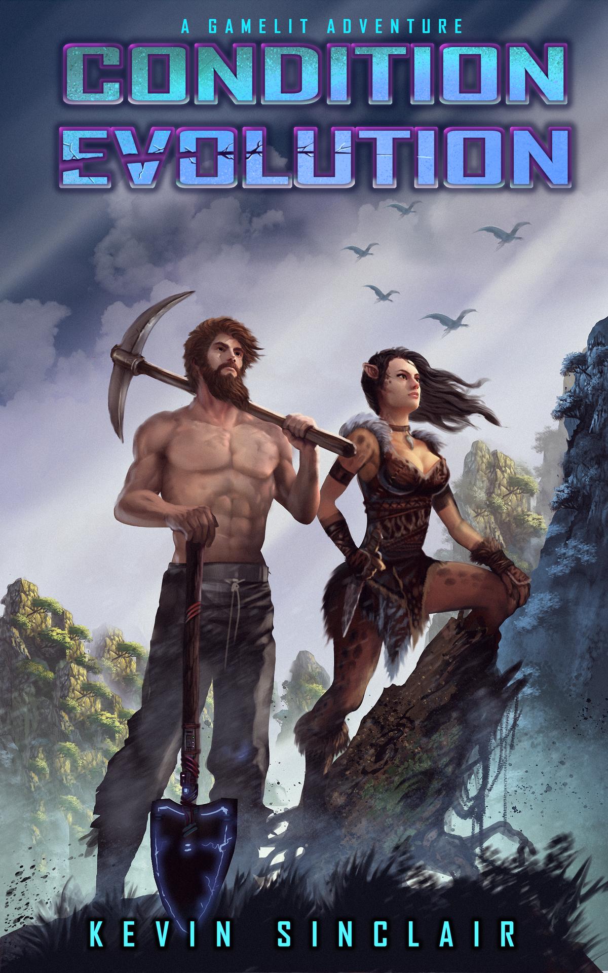Book one ebook Cover