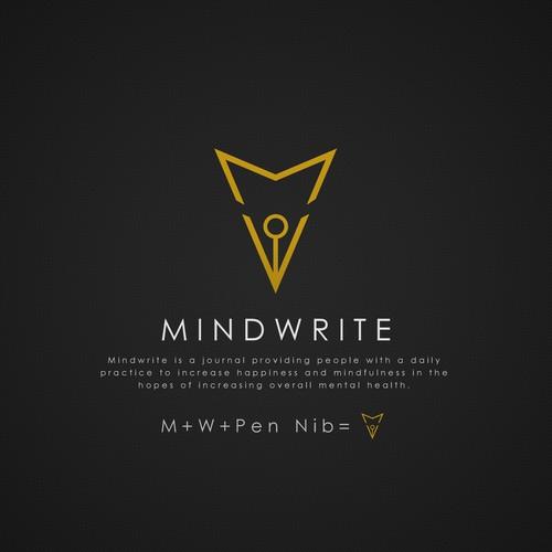 Bold Logo concept for Mindwrite.