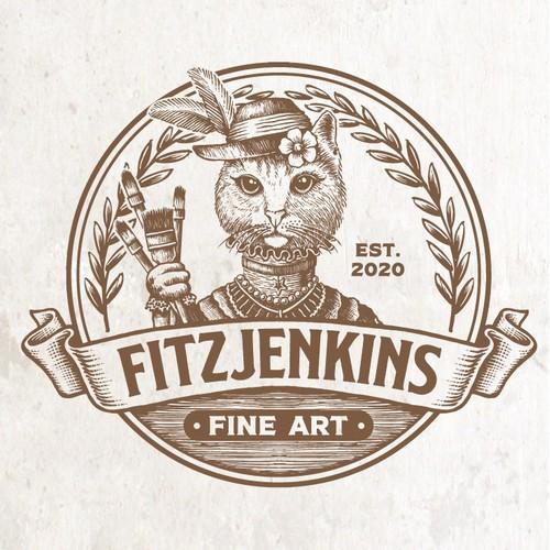 Logo for Fine Art Artist