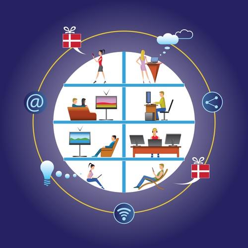 Danish telecommunication company