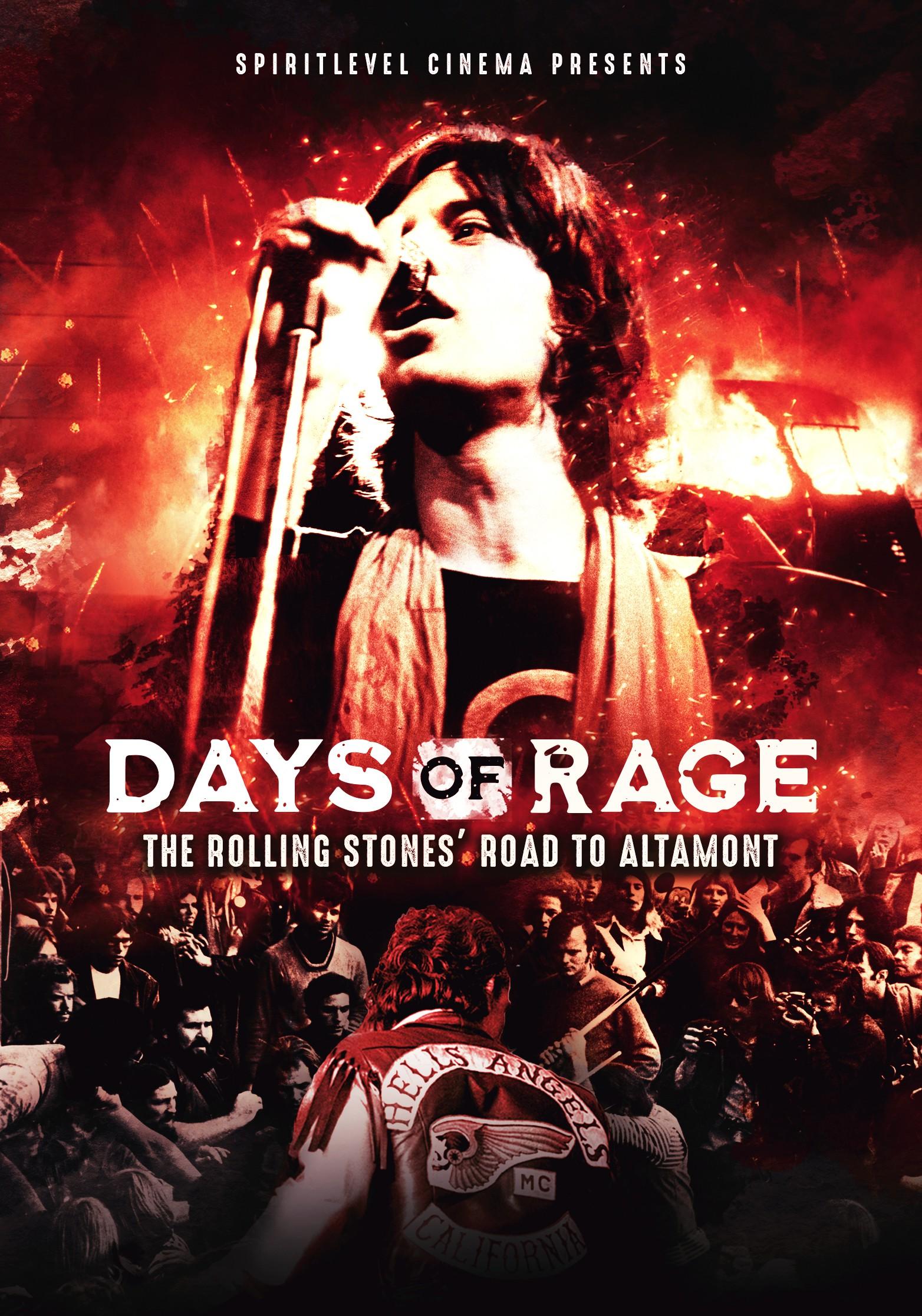Rolling Stones Film Poster