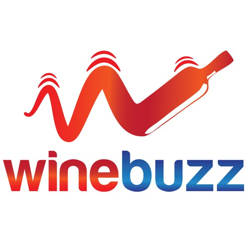 Help Wine Buzz with a new logo
