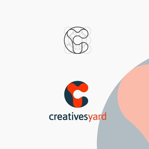 Modern logo for mobile App
