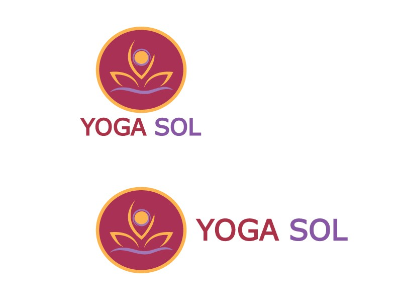 Help YOGA SOL with a new logo