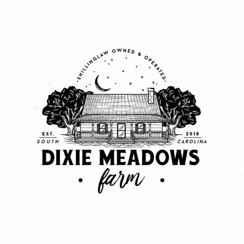 Dixie Meadows Farm Logo