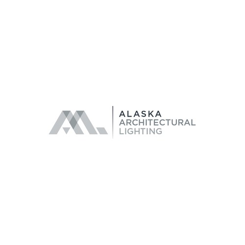 Logo design for Alaska Architectural Lighting