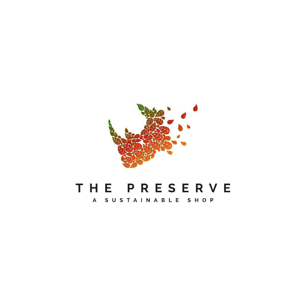 The Preserve Logo Design