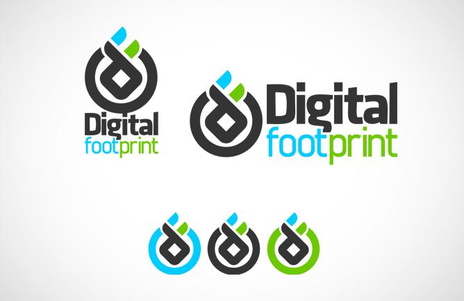 logo for Digital Footprint