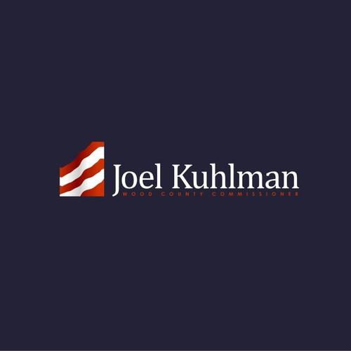 Joel Kuhlman logo concept