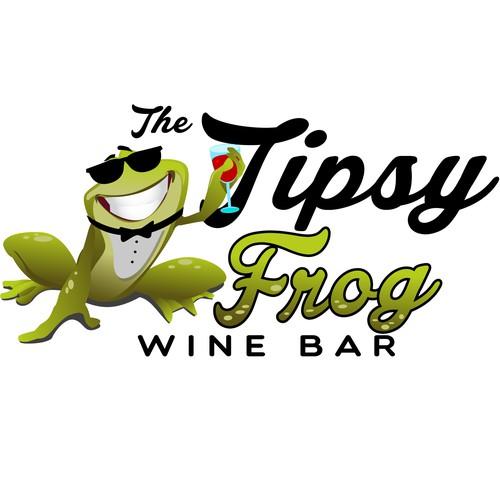 Tipsy Frog