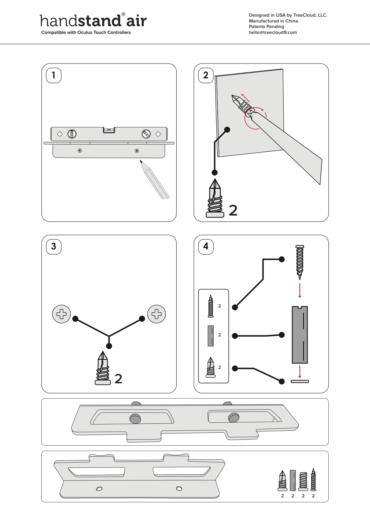 M7 Assembly instructions