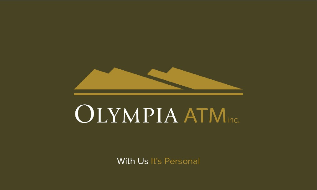 ATM company in Canada growing fast - needs fresh business card design