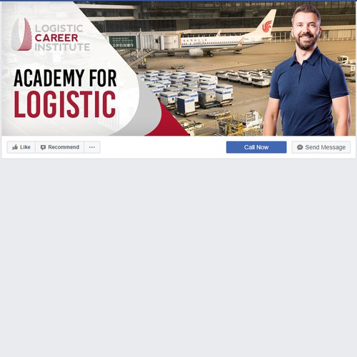 Facebook Header für ein modernes Learning Institute