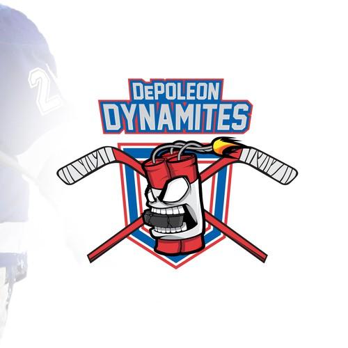 DePoleon Dynamites logo contest