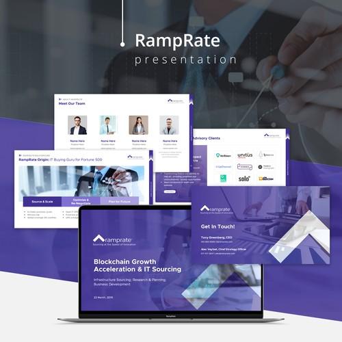 RampRate 2019 Presentation Deck
