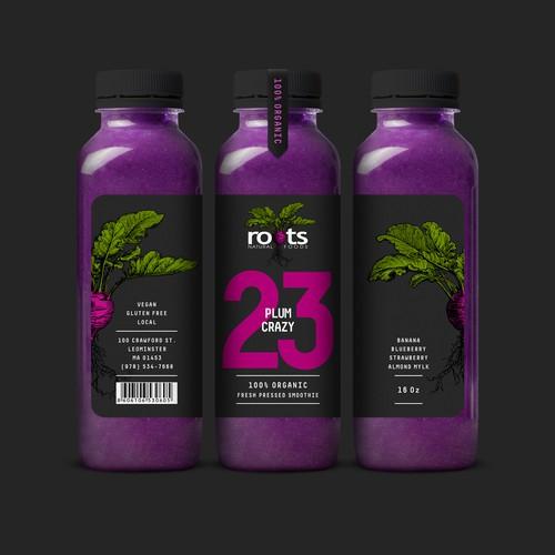 Juice labels - 99win