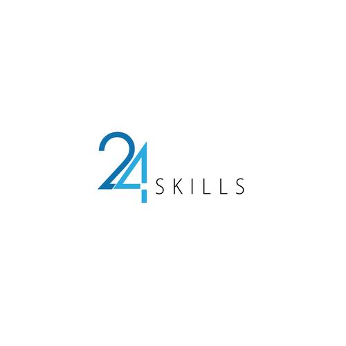24 Skills Brand Identity