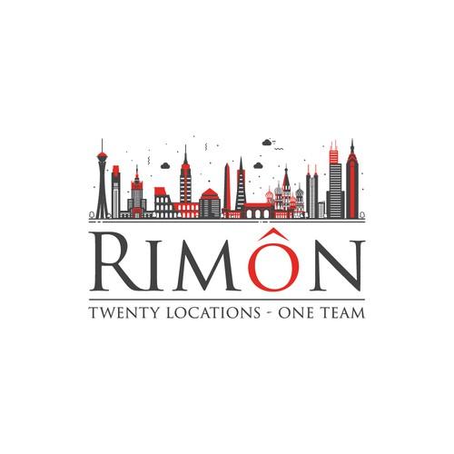 Skyline Illustration for Rimon Law