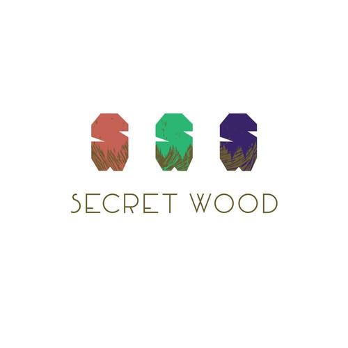 Logo for Secret Wood