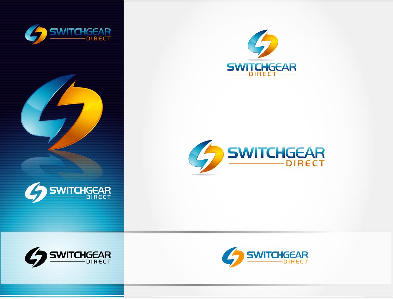 Help SWITCHGEAR DIRECT with a new logo