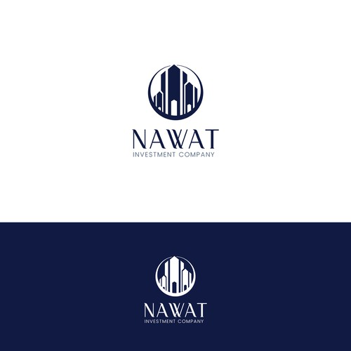 """Nawat Investment Company"" Logo"