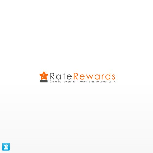 Create eye-catching logo for innovative online lender, RateRewards
