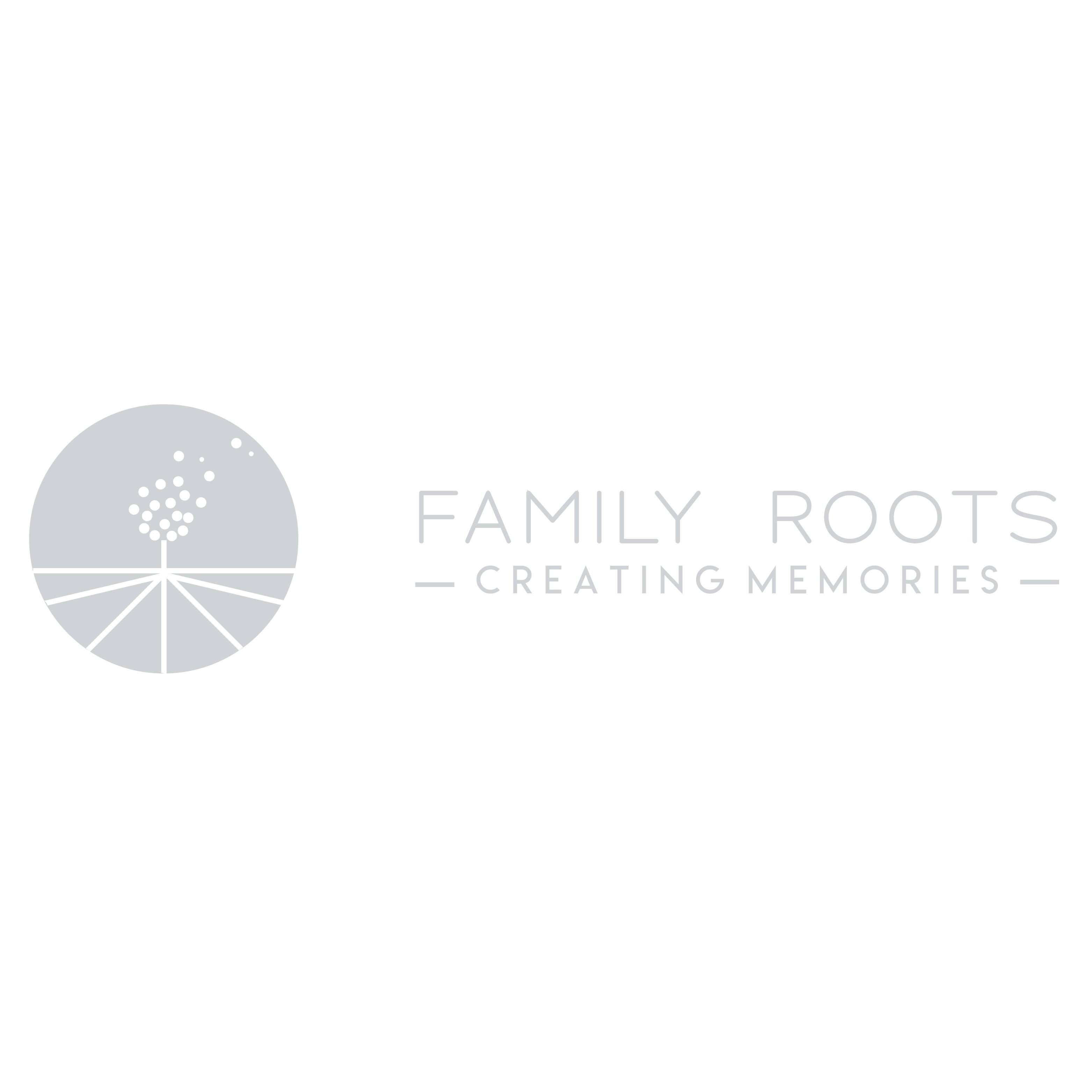 Contemporary logo for a family photography studio
