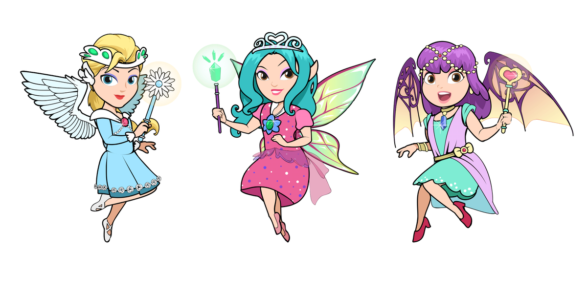 Additional Fairy Artwork