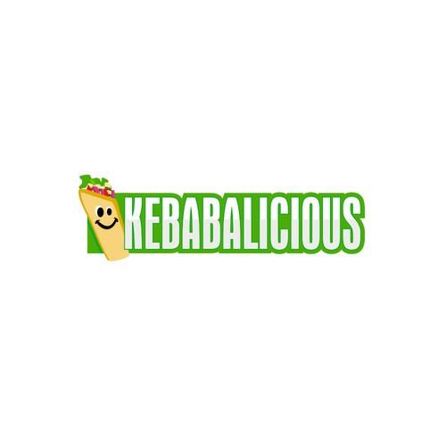 Fun Mediterranean Wrap Logo