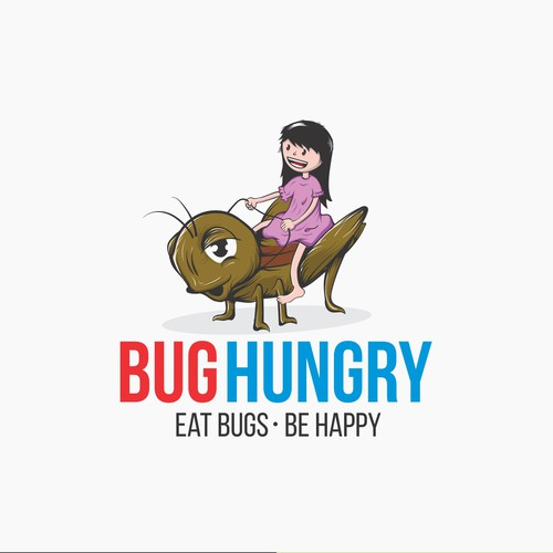 Eat Bugs be Happy