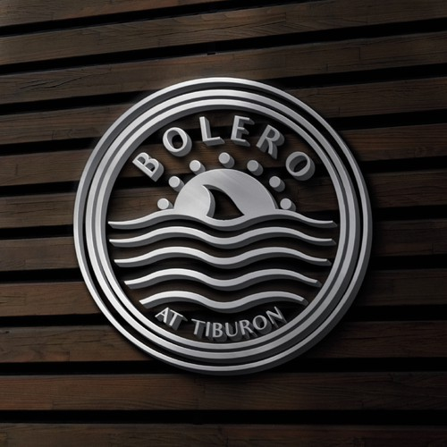 Logo for the Bolero at Tiburon, condo community in South Florida