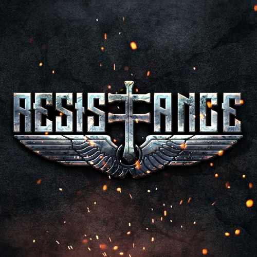 Logo proposal for RESISTANCE
