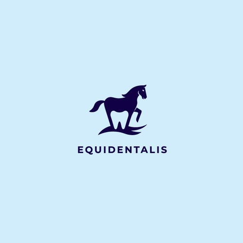 Eye catching logo needed for equine dental service
