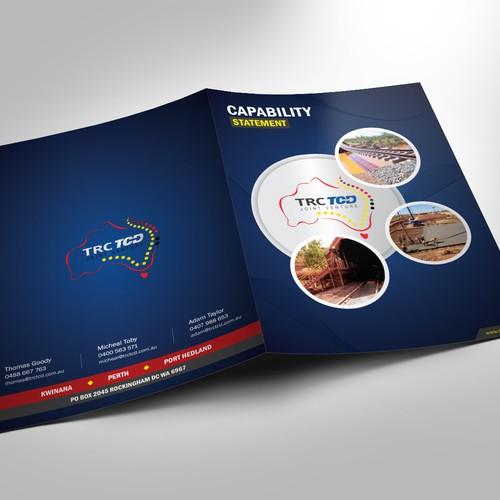 Brochure Design Front