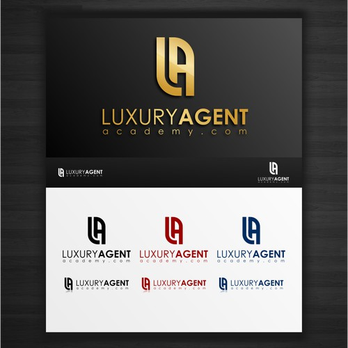 logo for LuxuryAgentAcademy.com