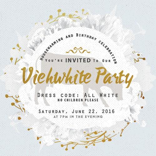 Invitation for Birthday