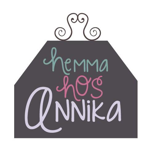 Create a logo for Hemma hos Annika! :)