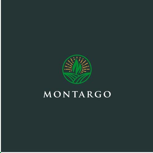 Logo for montargo