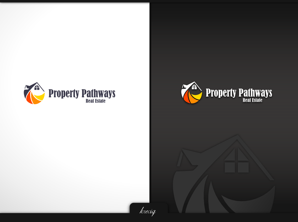 Property Pathways Real Estate Pty Ltd needs a new logo