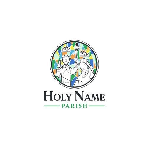 Logo Holy Name Parish